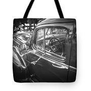1946 Hudson Super Six Sedan Bw Tote Bag