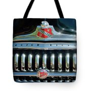 1947 Buick Sedanette Grille Tote Bag