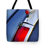 1947 Cadillac Model 62 Coupe Taillight  Tote Bag
