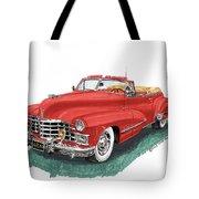 Cadillac Series 62 Convertible Tote Bag