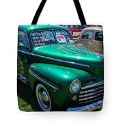 1947 Ford Super Deluxe Tote Bag