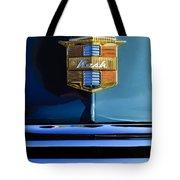 1947 Nash Surburban Hood Ornament Tote Bag