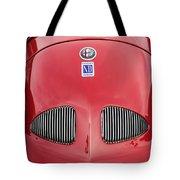1948 Alfa Romeo Nardi Danese Convertible Tote Bag