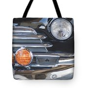 1948 Chevrolet Grille Fleetmaster Tote Bag