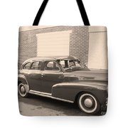 1948 Chevy Tote Bag