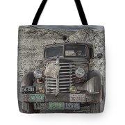Desert Traveler Tote Bag