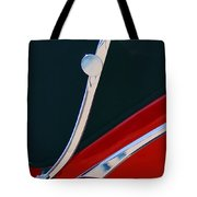 1948 Jaguar 2.5 Litre Drophead Coupe Tote Bag