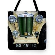 1948 Mgtc Tote Bag
