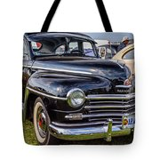 1948 Plymouth Special Deluxe Coupe  Tote Bag