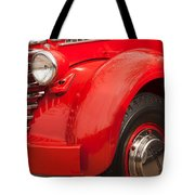 1949 Diamond T Truck Front End Tote Bag