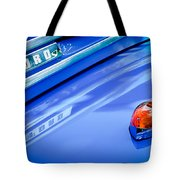 1949 Ford F-1 Pickup Truck Emblem -0027c Tote Bag