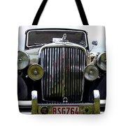 1949 Jaguar  Tote Bag