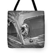1949 Mercury Club Coupe Bw   Tote Bag