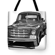 1949 Studebaker Pick Up Truck Tote Bag