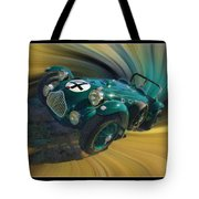 1950 Allard J-2 Lemans Car Tote Bag