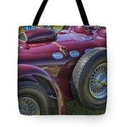 1950 Allard J2 Competition Roadster Tote Bag