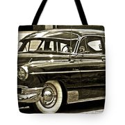 1950 Chevrolet Tote Bag