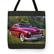 1950 Custom Mercury Tote Bag