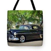 1950 Oldsmobile 88 -004c Tote Bag