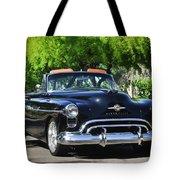 1950 Oldsmobile 88 -105c Tote Bag