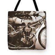 1950 Rotrax-jap Tote Bag