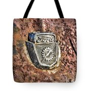 1950's Ford Truck Emblem Tote Bag