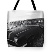 1950's Pontiac By Cathy Anderson  Tote Bag