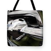 Old Car Grille Tote Bag