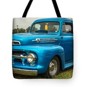 1951 Ford Tote Bag
