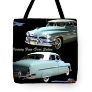 1951 Mercury Come And Going Tote Bag by Jack Pumphrey