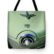 1951 Studebaker Commander Hood Ornament 2 Tote Bag