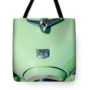 1951 Studebaker Commander Hood Ornament Tote Bag