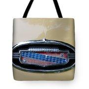 1952 Buick Eight Emblem Tote Bag
