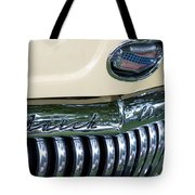 1952 Buick Eight Grill Tote Bag