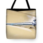 1952 Buick Eight Hood Ornament Tote Bag