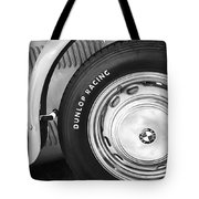 1952 Frazer-nash Le Mans Replica Mkii Competition Model Tire Emblem Tote Bag