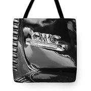 1952 Gmc Suburban Emblem Tote Bag