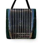 1952 Jag Xk120 Tote Bag
