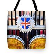 1952 Mg Replica Grille Emblem Tote Bag