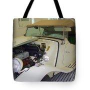 1952 Mg Roadster Tote Bag