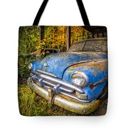1952 Plymouth Tote Bag
