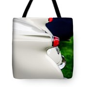1953 Chevrolet Corvette Taillight -1406c Tote Bag by Jill Reger