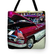 1953 Chevy Belair Tote Bag