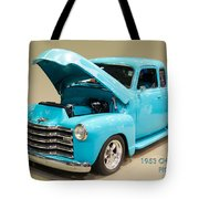 1953 Gmc Pickup Truck Tote Bag