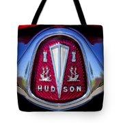 1953 Hudson Hornet Emblem 2 Tote Bag