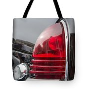 1953 Lincoln Capri Tail Light Tote Bag