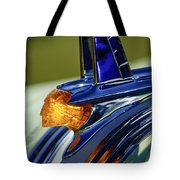 1953 Pontiac Hood Ornament 3 Tote Bag by Jill Reger