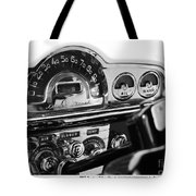 1953 Pontiac Silver Streak Tote Bag