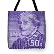 1954-1961 Susan B. Anthony Stamp Tote Bag