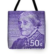 1954-1961 Susan B. Anthony Stamp Tote Bag